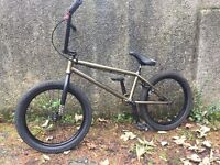 Bmx Bike - We the People custom build