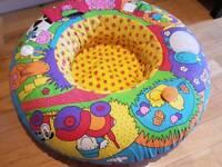 "Kids play/seat ""doughnut"""
