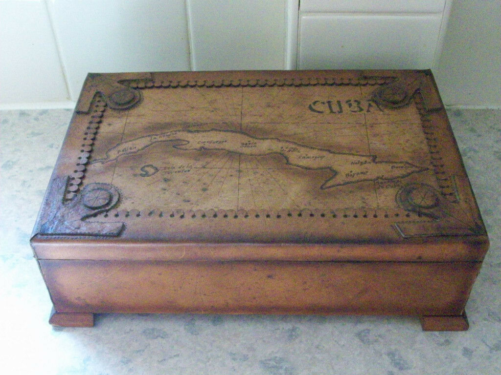 Collectible Cuban Cigar Box In Bishop Auckland County Durham Gumtree