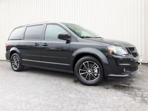 2017 Dodge Grand Caravan GT +Dvd, Nav, Cuir+
