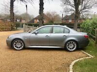BMW 520D. M Sport 2008. 66550Mls. Excellent Condition. Just MOTd to Apr19, GREY+ Beige leather