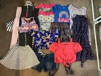 Large Girl's clothes bundle size 10-11 years