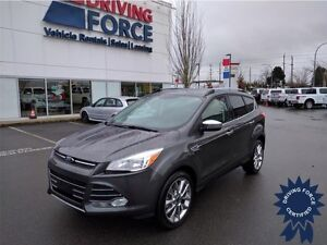 2015 Ford Escape SE All Wheel Drive - 38,513 KMs, Seats 5 People