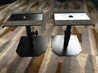 Desktop Monitor Speaker Stands (Pair)