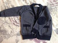 9-12 Months boys cardigan Excellent Condition