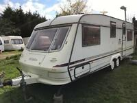 Caravan 4/5/6 Caravan 4/5/6 berth Elddis Superstorm twin axle 1999 lovely condition Clevedon