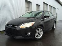2012 Ford Focus SEL, 0 down $79/bi-weekly OAC