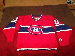 Canadiens Jose Theodore Jersey Red #60