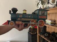 Tin train