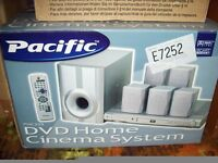Home cinema system- pacific