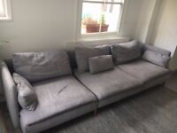 Stylish 4 seater IKEA Soderham sofa