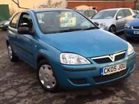 Vauxhall Corsa 1.2 Life 2005 + 12 MONTHS MOT