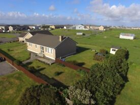 3 Bed Bungalow Isle of Benbecula Western Isles (PRICE REDUCED)