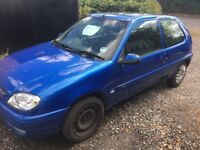 Citroen saxo 3 door