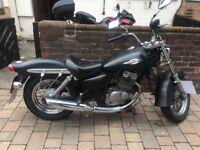 BARGAIN! MOT 700£ Suzuki Marauder 125 Great condition!