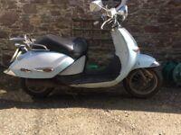 Aprilia Habana 50CC Moped