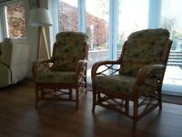 Conservatory Chairs (Pair)