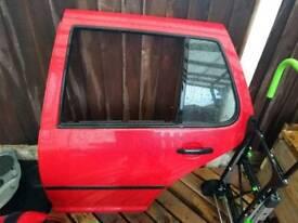 Mk4 golf door