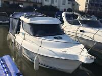 Quicksilver 670 Weekender -sea fishing / cabin cruiser / Fishing Boat