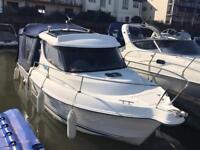 Quicksilver 670 Weekender -sea fishing / cabin cruiser / Fishing Boat