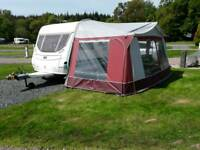 2004 Lunar Chareau 450 Caravan 4 or 5 Berth with Full Awning
