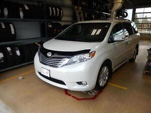 2014 Toyota Sienna XLE Limited AWD Luxurious people mover