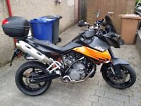 2009 KTM 990 Supermoto Touring Motorbike
