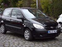 Hyundai Getz 1.1 2008 (Black)