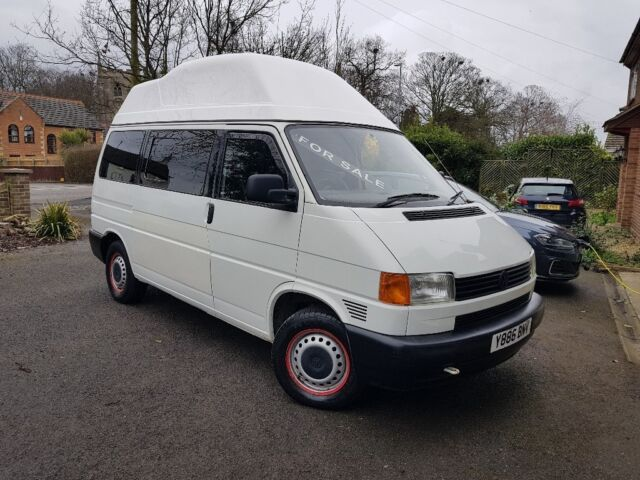 VW Campervan T4 2001  Low miles  Great awning, swivel front seats, well  insulated, MOT till Dec18 | in Spalding, Lincolnshire | Gumtree