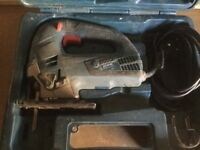 Bosch GST 90BE 240v variable speed professional jigsaw.
