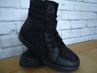 TRUFFLE COLLECTION HIGH TOPS BRAND NEW ALL SIZES