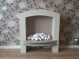 ELectric Living Room Fire Place