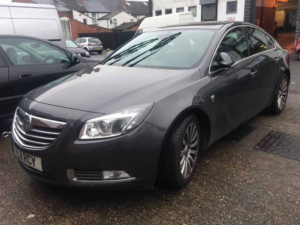 vauxhall insignia 2 0 cdti 160 elite 2011 spares or repairs needs engine in yardley west. Black Bedroom Furniture Sets. Home Design Ideas