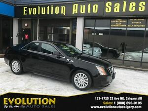 2012 Cadillac CTS AWD ONLY 32,685 KM
