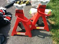 Moving selling 2 car jacks