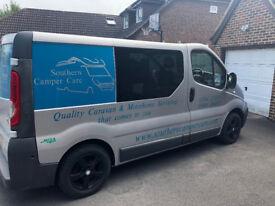 Motorhome, Campervan and Caravan Repairs and servicing.