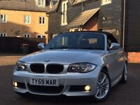 BMW 1 Series Convertible, very well kept and good price!
