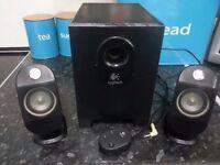 Logitech Pc/tablet speakers