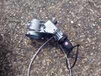 CORSA D IGNITION BARREL AND KEY