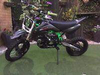 Pitbike m2r 125cc