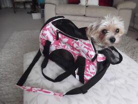 Flamingo Pet Carrying Bag