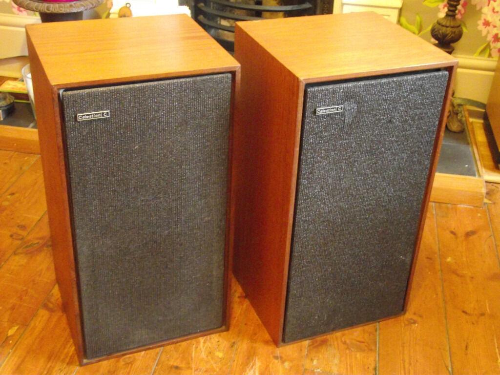 quality surround vintage speaker