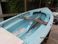 wanderer sailing boat (project)