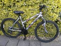 Ladies mountain Bike, alloy frame