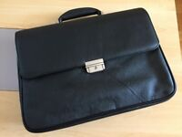 Leather Business Case High Quality *LIKE NEW*
