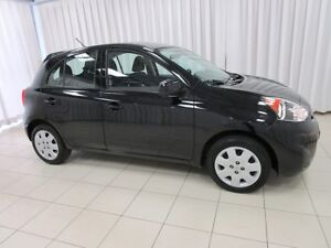 2017 Nissan MICRA AT LAST, THE PERFECT CAR FOR YOU!! 5DR HATCH w