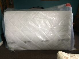 3/4 size mattress brand new still in wrapper
