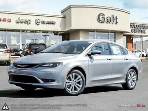 2016 Chrysler 200 | LIMITED | X COMPANY DEMO | 8.4 TOUCHSCREEN |
