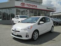 2012 Toyota Prius C Technology Package