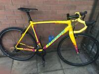 Specialized crux cyclocross bike